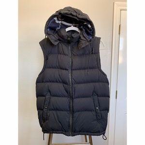 Burberry Brit Puffer Vest
